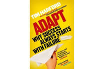 Adapt - Why Success Always Starts with Failure