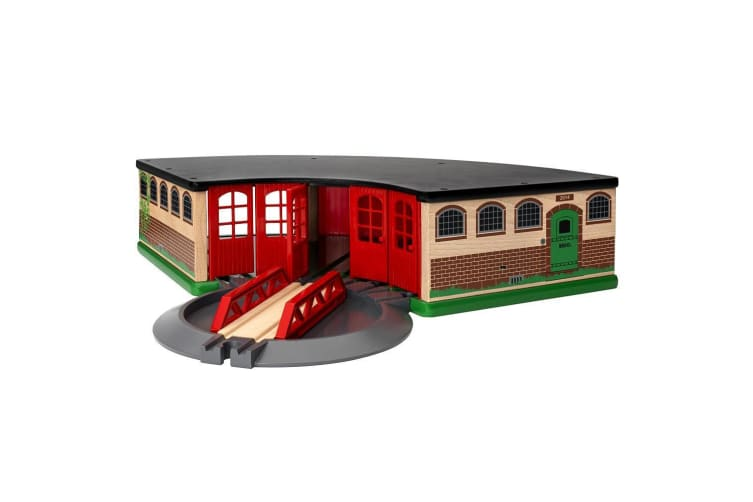 Brio World Grand Roundhouse