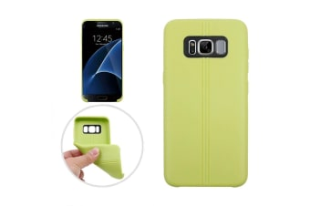 For Samsung Galaxy S8 PLUS Case Stylish Dotted Grippy Protective Cover Green