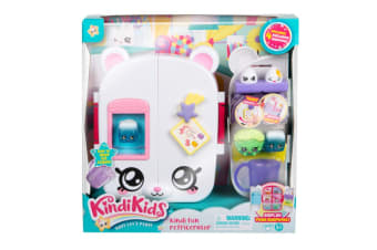 Kindi Kids Kindi Fun Refrigerator