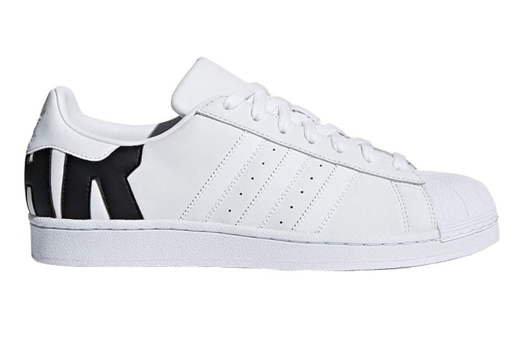 adidas superstar black and white size 5