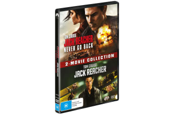 Jack Reacher 2 Movie Collection DVD Region 4