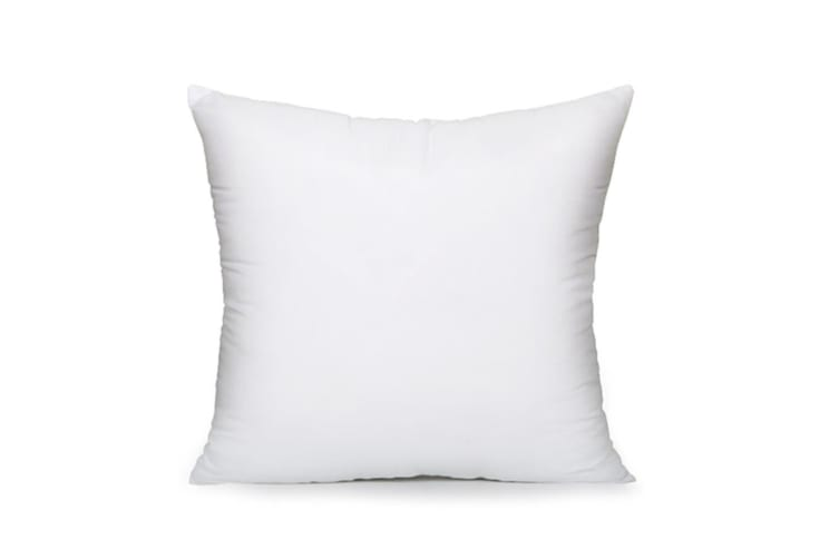 Poly White Sham Square Pillow Inserts  45*45cm
