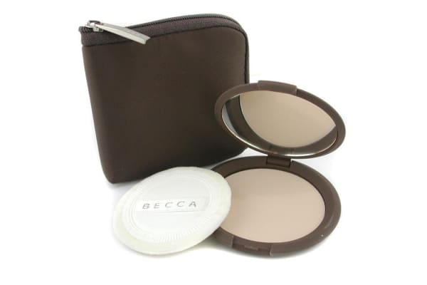 Becca Fine Pressed Powder - # Sesame (10g/0.34oz)