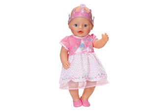 Baby Born Interactive Doll - Happy Birthday
