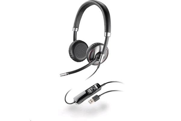 Plantronics Blackwire C720 Wired Corded and wireless Bluetooth UC binaural headset
