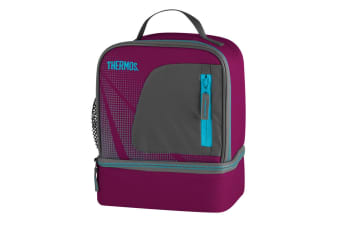 Thermos Radiance Dual Compartment Lunch Kit (Pink)