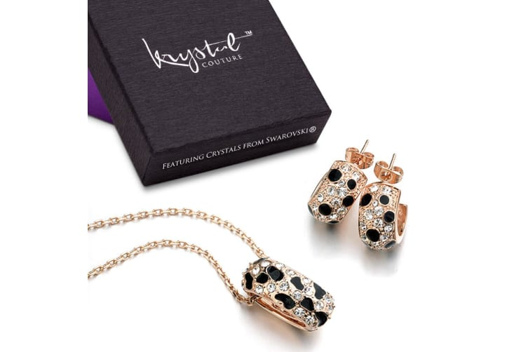 Prowess Necklace And Earrings Set