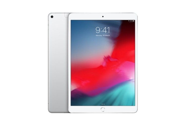 Apple iPad Air 3 (64GB, Wi-Fi, Silver)