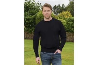 Casual Original Mens Sweatshirt (Black)