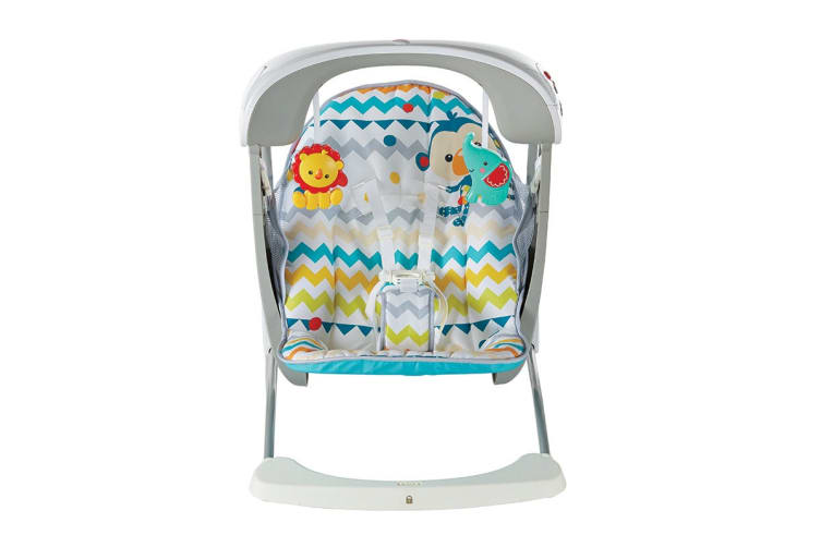 Fisher Price Colourful Carnival Take-Along Swing and Seat