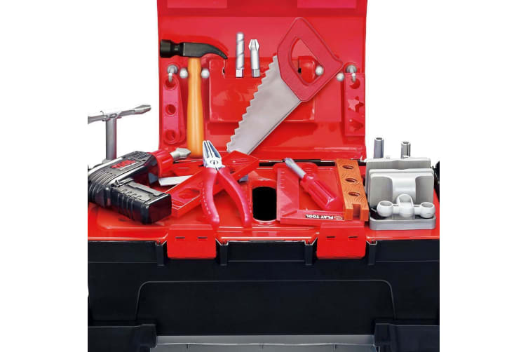 Power Tools Kids Workbench with 66 Pieces