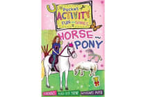 Horse and Pony Pocket Activity Fun and Games