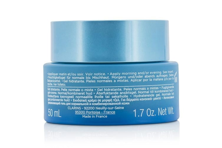 Clarins Hydra-Essentiel Moisturizes & Quenches Cooling Gel 50ml/1.7oz