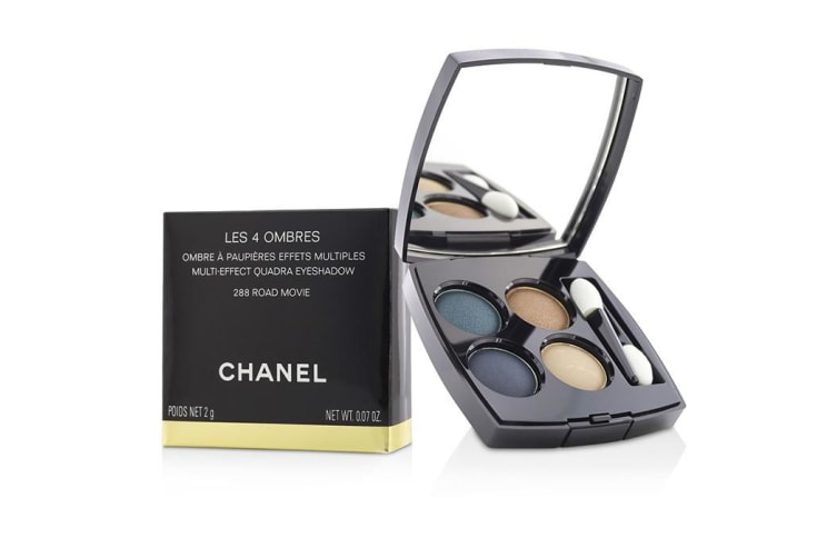 Chanel Les 4 Ombres Quadra Eye Shadow - No. 288 Road Movie 2g