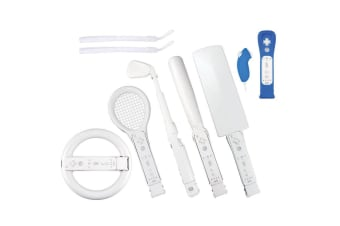 Nintendo Wii Ultimate Sports Pack - White