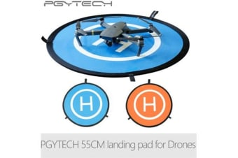 PGYTech Fast-Fold Landing Pad DJI Mavic Pro & Spark (55CM) Land your drones with precision