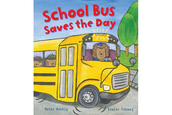 Busy Wheels - School Bus Saves the Day