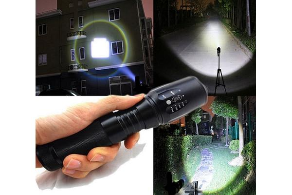 Zoombale Led Flashlight