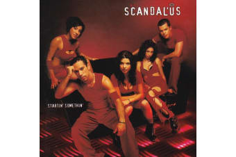 Scandal'us – Startin' Somethin' PRE-OWNED CD: DISC EXCELLENT