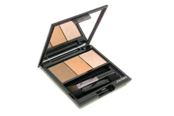 Shiseido Luminizing Satin Eye Color Trio - # BR209 Voyage (3g/0.1oz)