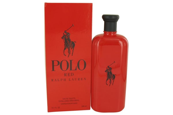 Ralph Lauren Polo Red Eau De Toilette Refill Spray 300ml 10oz - Kogan.com NZ b9442c9a7c3c3