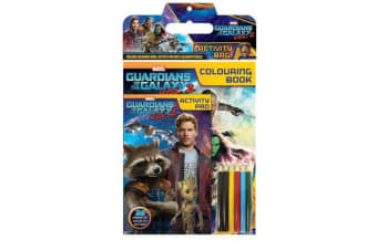 Marvel Guardians of the Galaxy Vol. 2 - Activity Bag