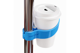 Comfycup - Portable Public Transport Clip Cup Holder