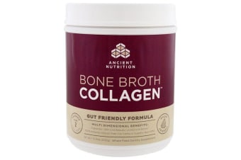 Dr. Axe / Ancient Nutrition Bone Broth Collagen - Pure 450g