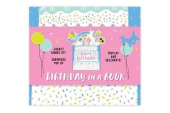 Party in a Book (A Bouquet in a Book)