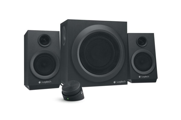 Logitech Z333 Multimedia Speakers (980-001204)