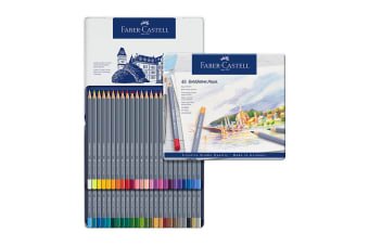 Faber-Castell 48 Piece Goldfaber Aqua Tin Set