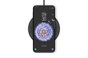 Belkin Boost Up 10W Qi Wireless Charging Pad for Smartphone/iPhone/Samsung Black