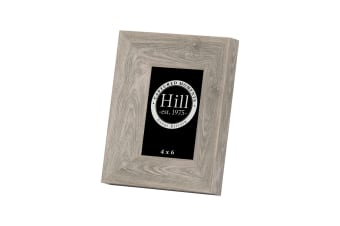 Hill Interiors Grey Washed Wood Photo Frame (Grey)