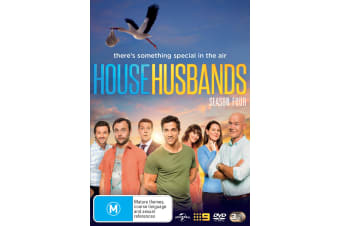 House Husbands Season 4 DVD Region 4
