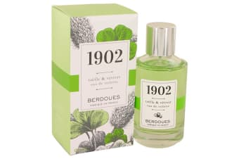 Berdoues 1902 Trefle & Vetiver Eau De Toilette Spray 100ml