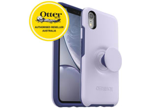 Otterbox Otter + Pop Symmetry Case for iPhone XR - Lilac Dusk