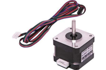 12V 42-step 1.8 A 42BYG stepper motor with interface lead 2 phase type And 0.23nm holding torque