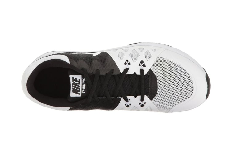 Nike Men's Air Epic Speed TR II Cross Trainer Shoe (Black/White, Size 10.5 US)