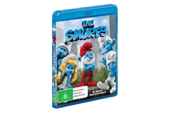 The Smurfs Blu-ray Region B