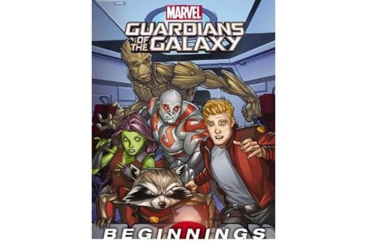Marvel - Guardians of the Galaxy Beginnings