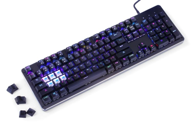 Kogan Full RGB Mechanical Keyboard (Blue Switch)