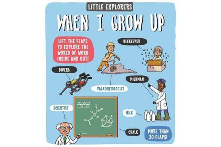 Little Explorers - When I Grow Up