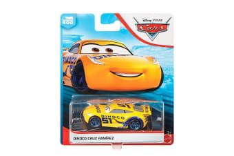 Disney Cars 3 Dinoco Cruz Ramirez Diecast Toy Car