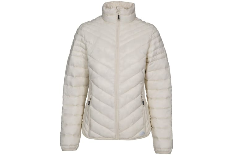 Trespass Womens/Ladies Simara Jacket (Vanilla) (XS)