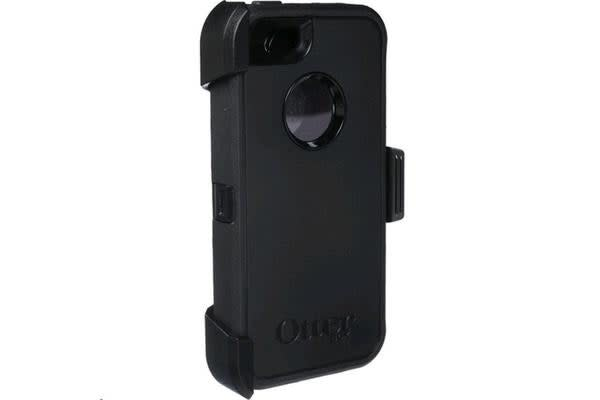 Otterbox iPhone 5/5S/SE Defender Case- Black