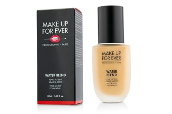 Make Up For Ever Water Blend Face & Body Foundation - # Y325 (Flesh) 50ml
