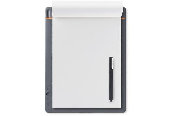 Wacom CDS-810S Bamboo Slate Large Smartpad 330 x 254 x 7 mm Write naturally with pen on any paper