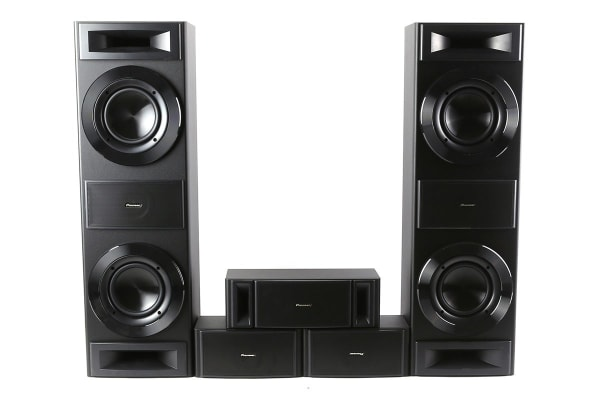 Pioneer Todoroki 5.0 Home Theatre System with 105W 5.1 Channel Receiver