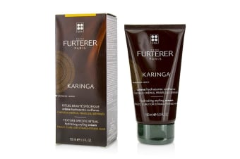 Rene Furterer Karinga Hydrating Styling Cream (Frizzy, Curly or Straightened Hair) 150ml/5oz